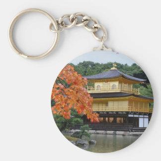 金宮殿-京都、日本 キーホルダー
