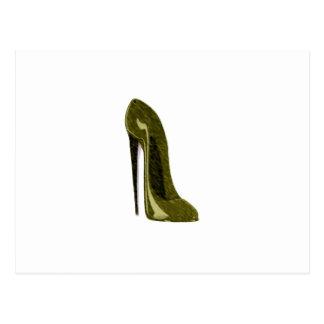 金小剣の靴 ポストカード