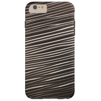 金属のさざ波 シェル iPhone 6 ケース