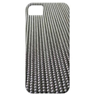 金属のカーテン iPhone SE/5/5s ケース