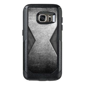 金属のスタイルのSamsungの銀製の例 オッターボックスSamsung Galaxy S7ケース