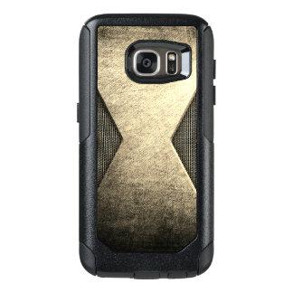 金属のスタイルのSamsungの青銅色の例 オッターボックスSamsung Galaxy S7ケース