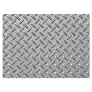 金属のダークグレーのプレートが付いているティッシュペーパー 薄葉紙