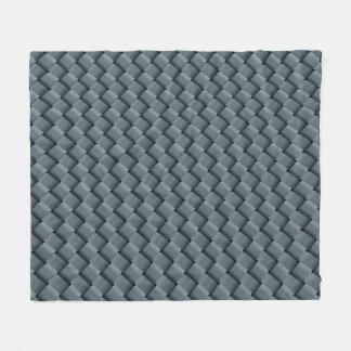 金属の織り方の鉛媒体のフリースブランケット フリースブランケット