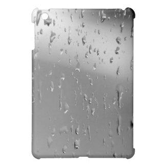 金属の雨滴の箱 iPad MINIケース