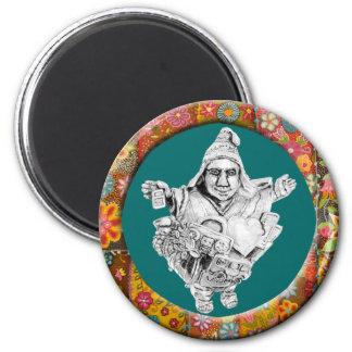 金属のEkekoの幸運な磁石 マグネット