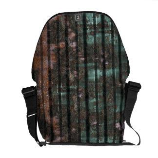 金属は2メッセンジャーバッグにパネルをはめます メッセンジャーバッグ