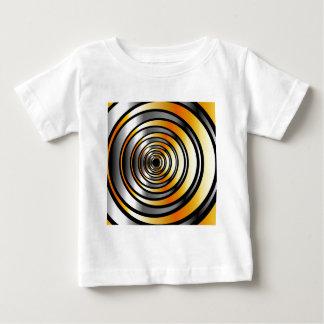金属リングや輪との錯覚 ベビーTシャツ