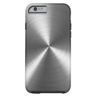 金属円のiPhone 6/6s、堅い場合 ケース