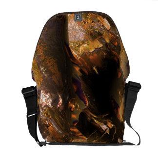 金属愛は2メッセンジャーバッグを傷つけました クーリエバッグ