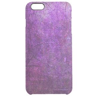 金属木 クリア iPhone 6 PLUSケース