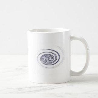 金属渦巻 コーヒーマグカップ