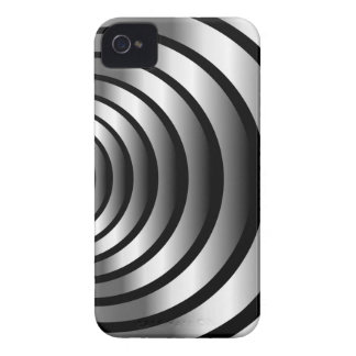 金属目の錯覚 Case-Mate iPhone 4 ケース