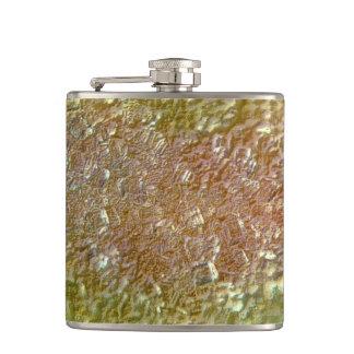 金属砂糖の水晶のフラスコ フラスク