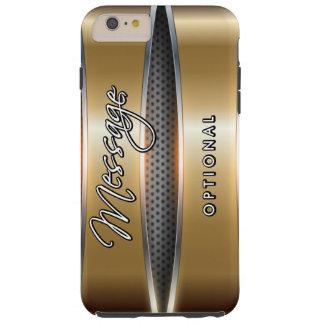 金属背景の芸術4 シェル iPhone 6 ケース
