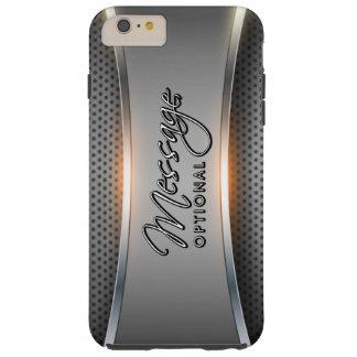 金属背景3 シェル iPhone 6 ケース