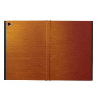 金属銅 iPad AIRケース