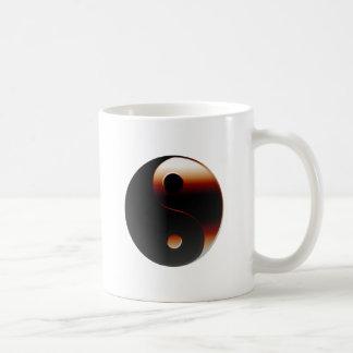 金属陰陽 コーヒーマグカップ