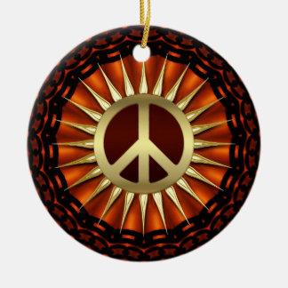 金平和日光の陶磁器のオーナメント セラミックオーナメント