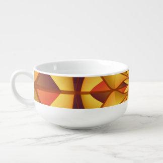 金幾何学的な華麗さ スープマグ
