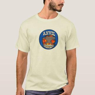 金敷の射手のティー Tシャツ