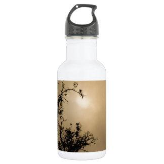 金日没に対する木 ウォーターボトル