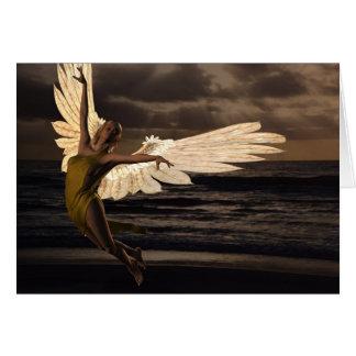 金日没(詩)の天使 カード