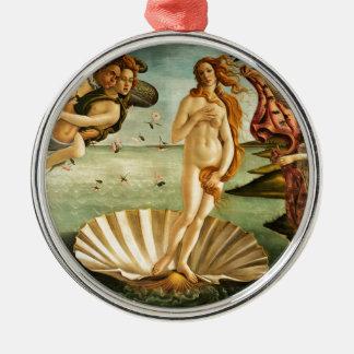 金星のルネサンス芸術の絵画のBotticelliの誕生 メタルオーナメント