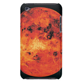 金星のレーダーの地図 Case-Mate iPod TOUCH ケース