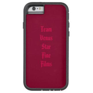 金星の星の罰金のフィルムの会社 TOUGH XTREME iPhone 6 ケース