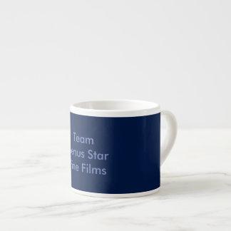 金星の星の罰金のフィルム エスプレッソカップ