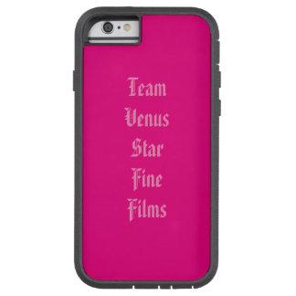 金星の星の罰金のフィルム TOUGH XTREME iPhone 6 ケース