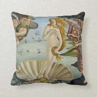 金星の枕の誕生 クッション