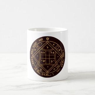 金星の第4星形五角形 コーヒーマグカップ