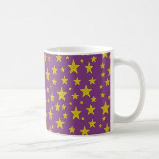 金星の紫色のマグ コーヒーマグカップ