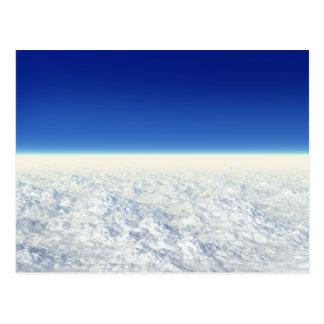 金星の雲 ポストカード