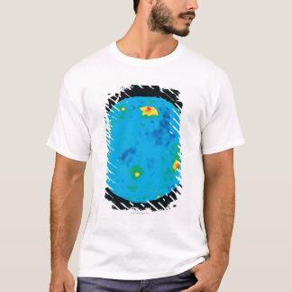 金星の高リゾリューションの重力データ Tシャツ