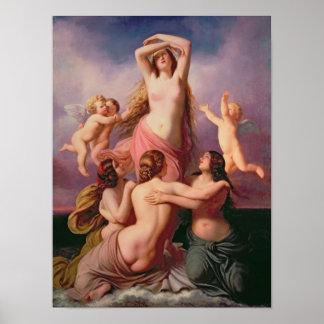 金星1846年の誕生 ポスター