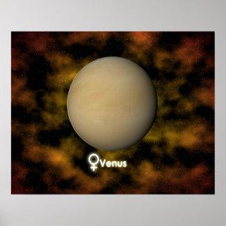 金星 ポスター