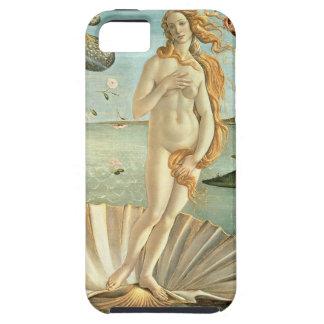 金星、c.1485 (キャンバスのテンペラ)の誕生 iPhone SE/5/5s ケース