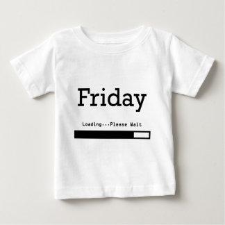 金曜日… ベビーTシャツ