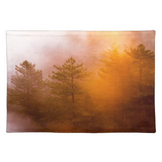 金朝顔の森林 ランチョンマット