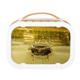金水王冠のしぶき|のお弁当箱 ランチボックス