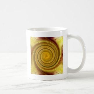 金渦巻 コーヒーマグカップ
