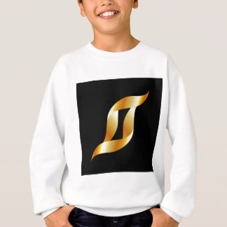 金渦巻 スウェットシャツ