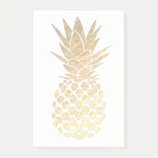 金熱帯パイナップル ポストイット