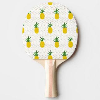 金熱帯パイナップル 卓球ラケット