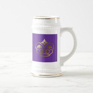 金王冠のマグ-バッキンガム宮殿 ビールジョッキ