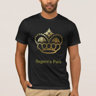 金王冠のTシャツ-理事の公園 Tシャツ