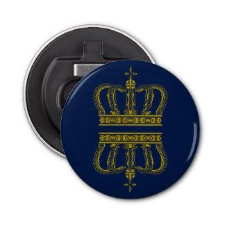 金王室のな王冠 + あなたのbackgr。 及びアイディア 栓抜き
